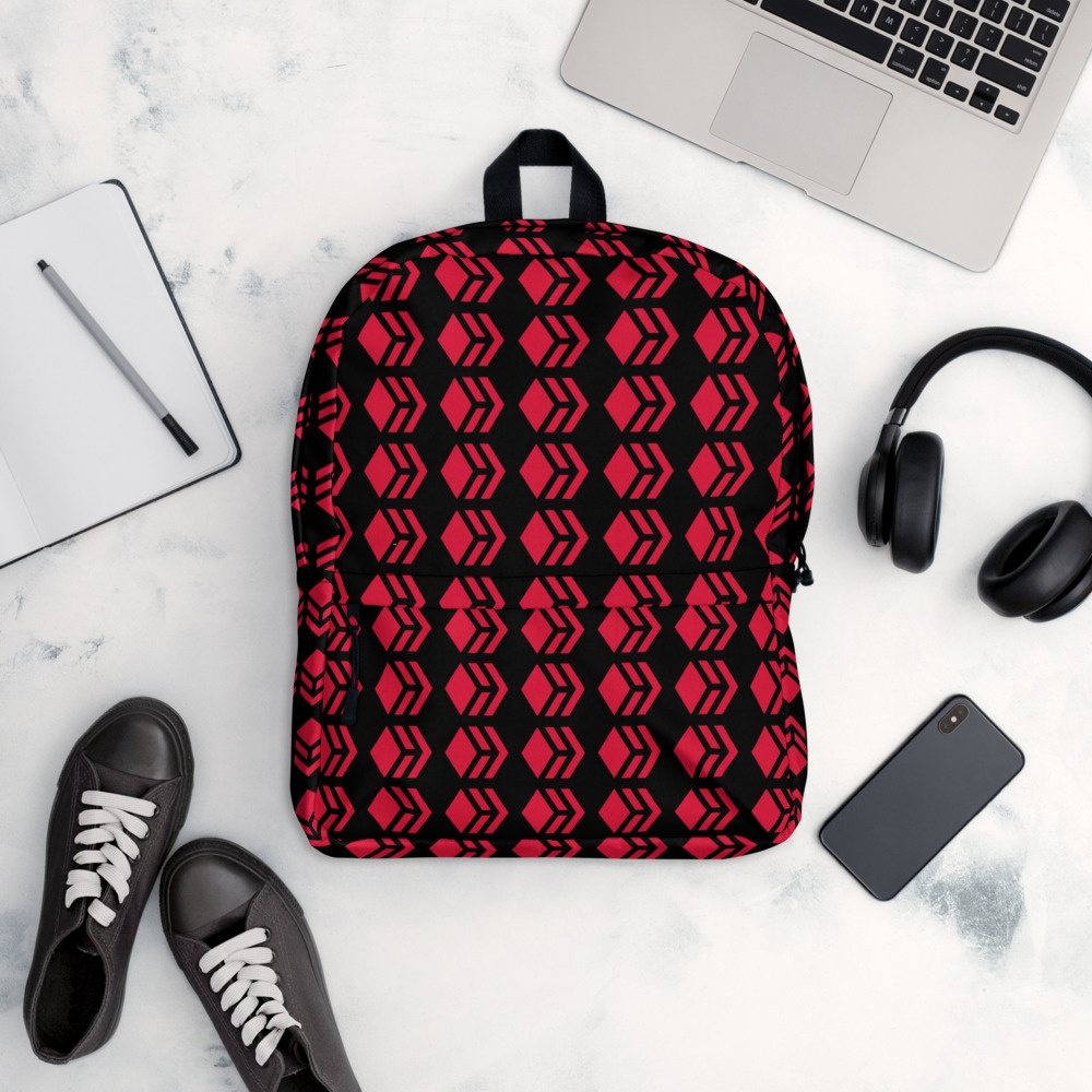 Hive Logo Backpack